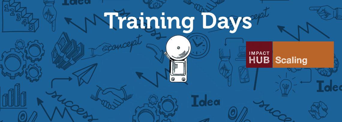 Training days _ banner
