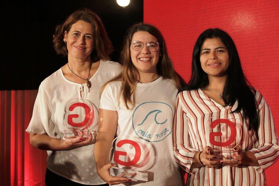 Ganadoras GIRA Mujeres II Edición