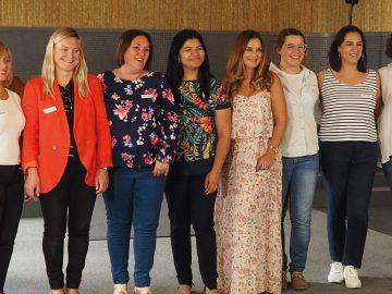 Finalistas GIRA Mujeres