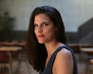 Cristina Sanz, Host en Impact Hub Piamonte