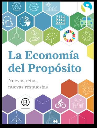 Resultado de imagen de La Economía del Propósito, de Impact Hub Madrid y Foxize.