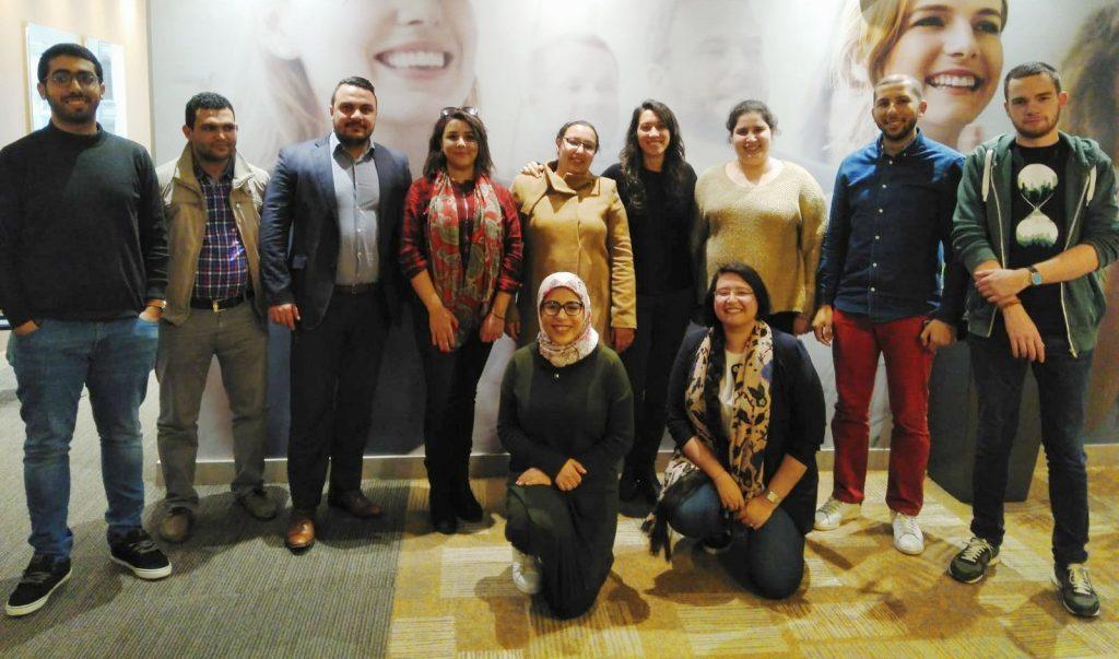 Marruecos Med Up! Formación en emprendimiento social
