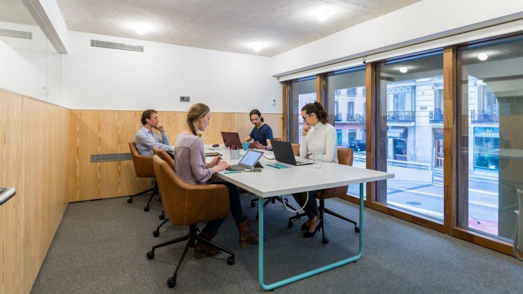 Coworking en Tribunal (Barceló)   Impact Hub Madrid