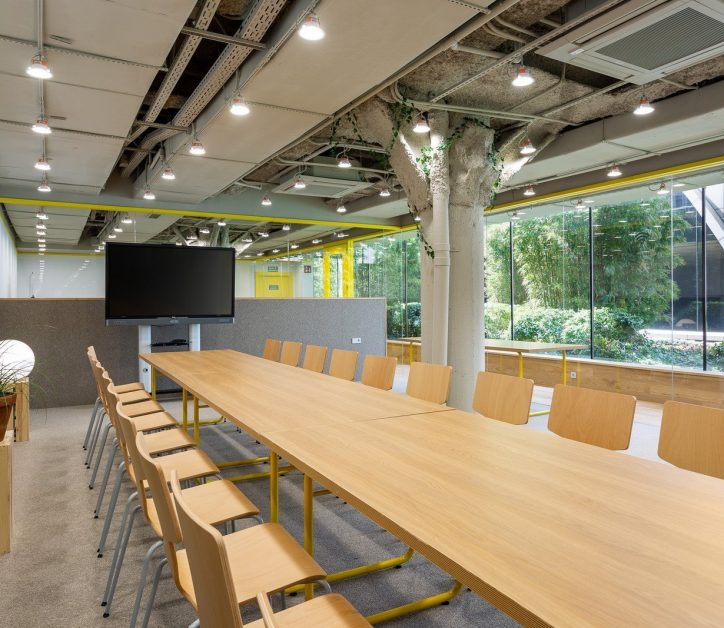 Sala Agilidad 1 - Impact Hub Picasso