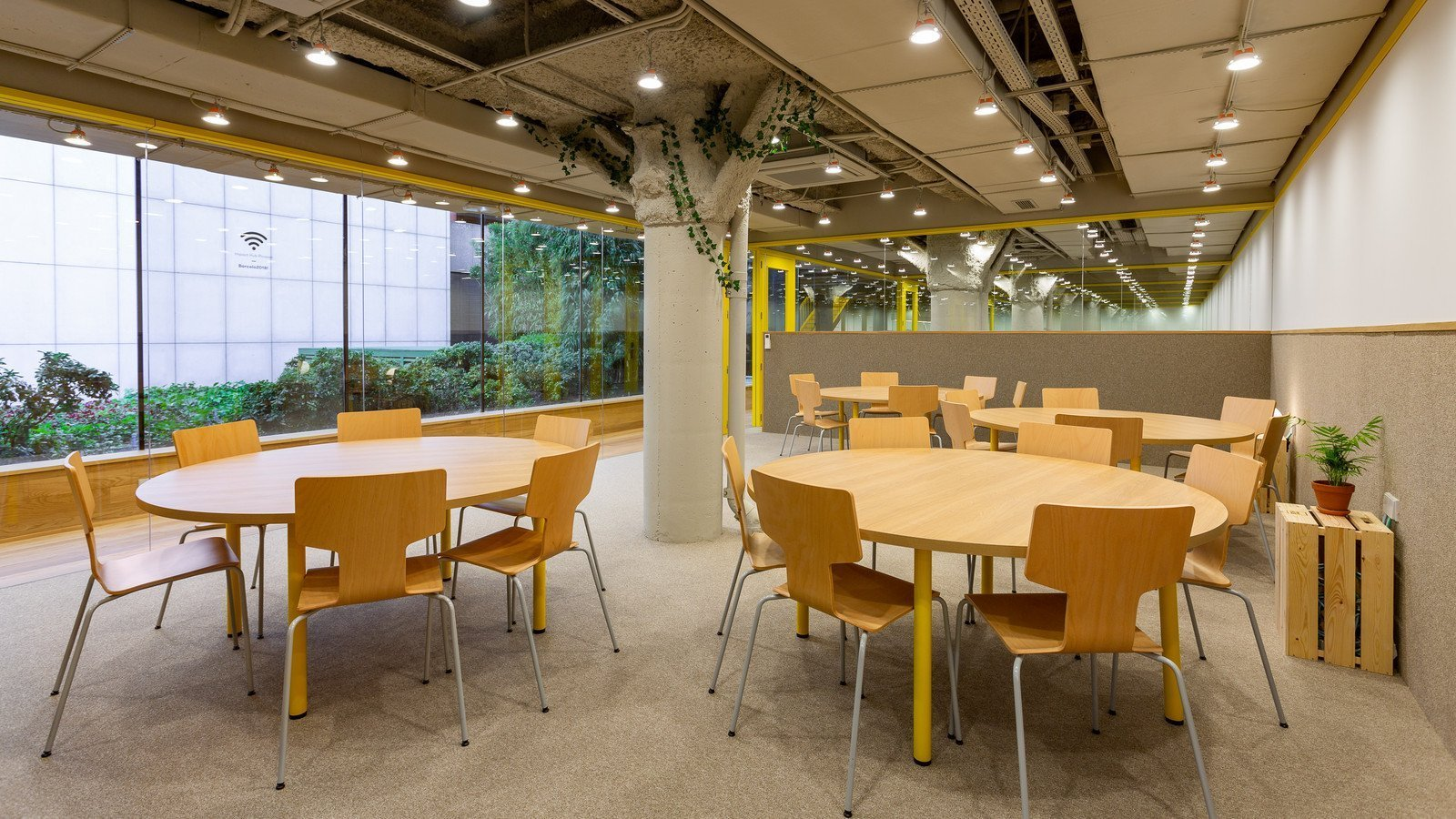 Sala Agilidad 3 - Impact Hub Picasso