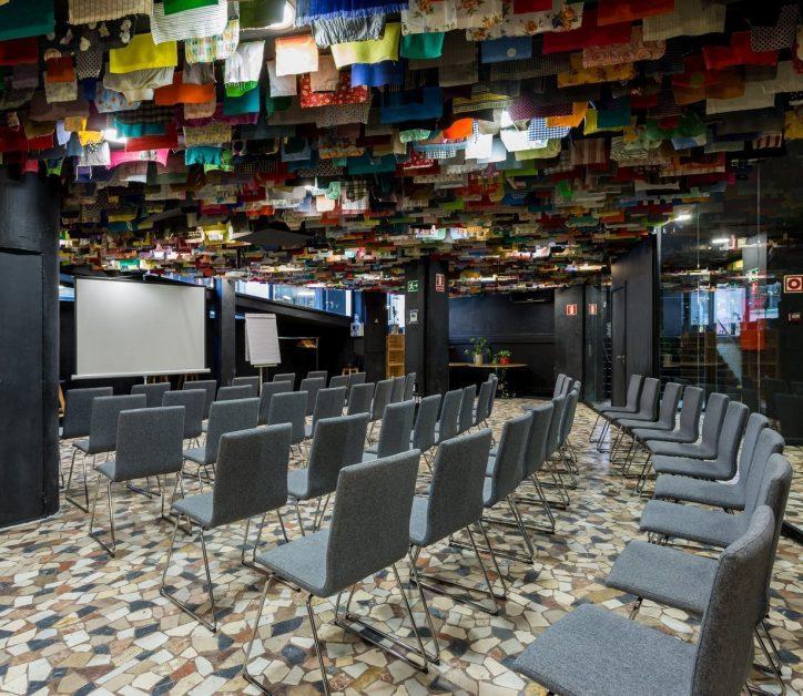 Sala Atenas 1 - Impact Hub Alameda