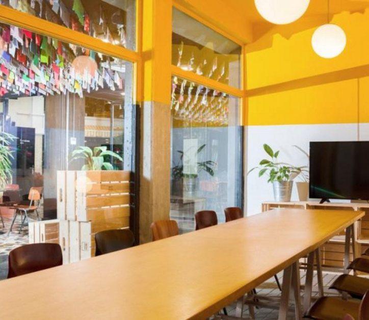 Sala Bogotá 1 - Impact Hub Alameda