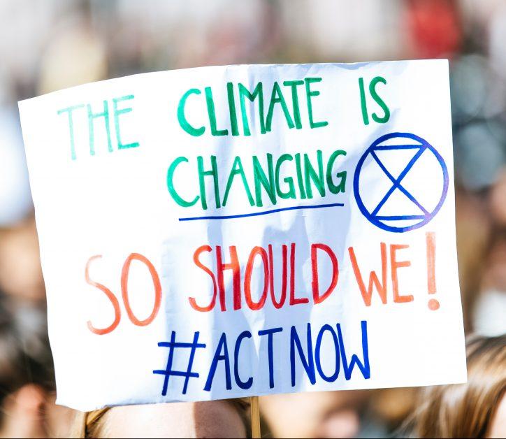 Cambio climático, emergencia climática