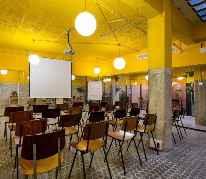 Sala Caracas 1 - Impact Hub Alameda