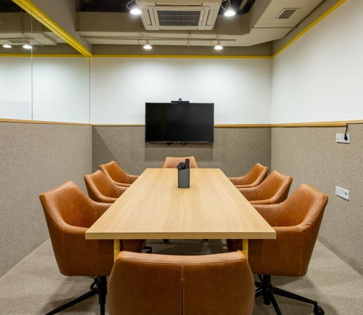 Sala Colaboración 1 - Impact Hub Picasso