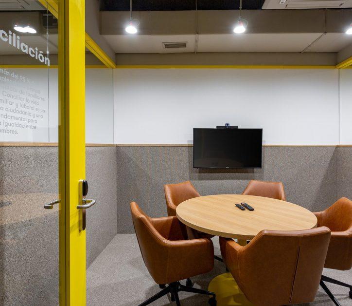 Sala Conciliación 1 - Impact Hub Picasso