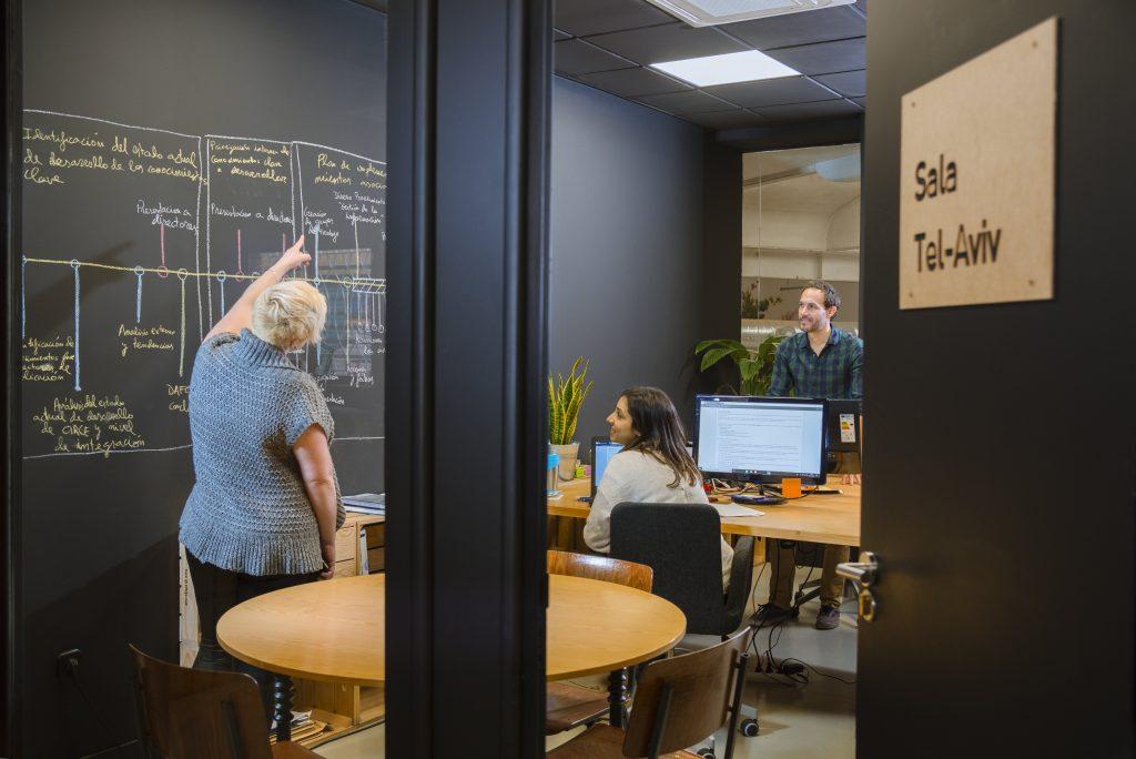 ¿Qué es el coworking? Su historia y la visión de Impact Hub
