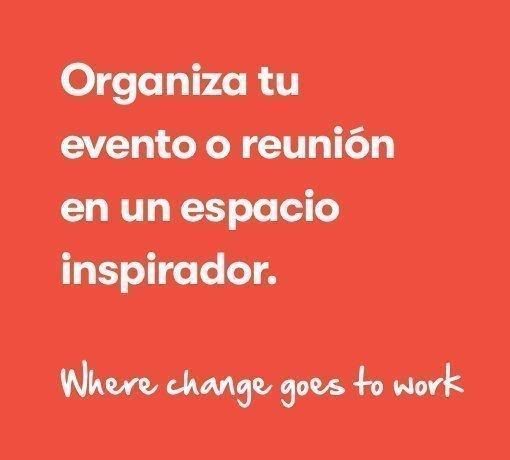 Conoce los espacios para eventos y reuniones diferentes de Impact Hub Madrid