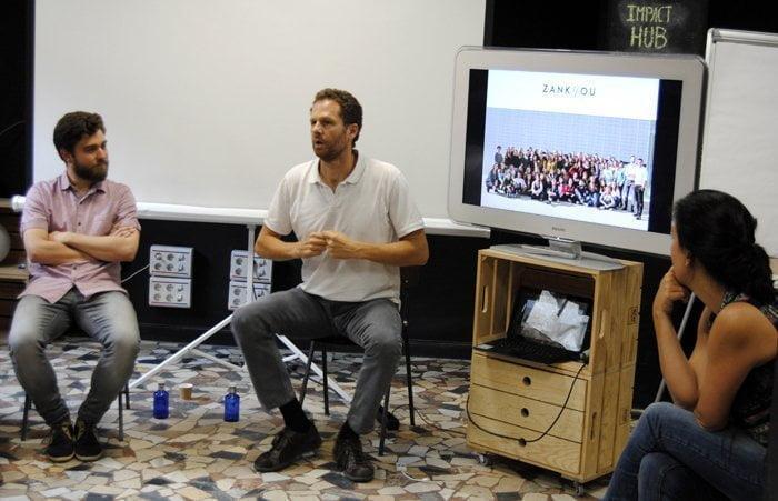 Guillermo Fernández-Riba de Zankyou - Employment Summit