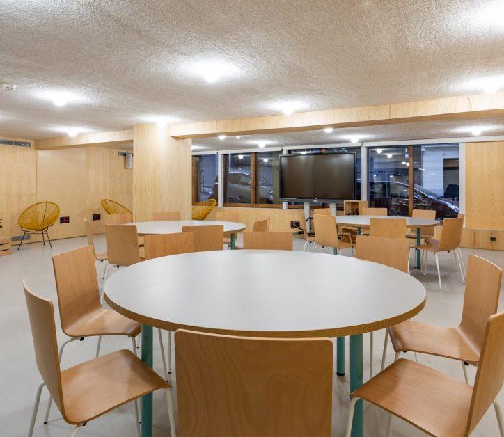 Sala Emprendizaje 1 - Impact Hub Barceló