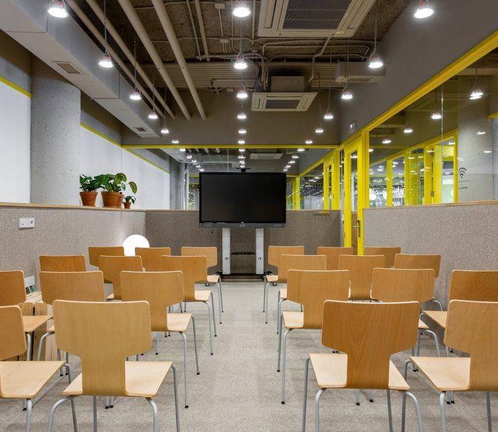 Sala Equidad 1 - Impact Hub Picasso