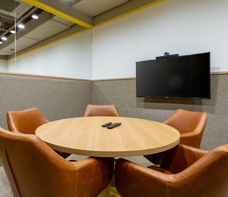 Sala Flexibilidad 1 - Impact Hub Picasso