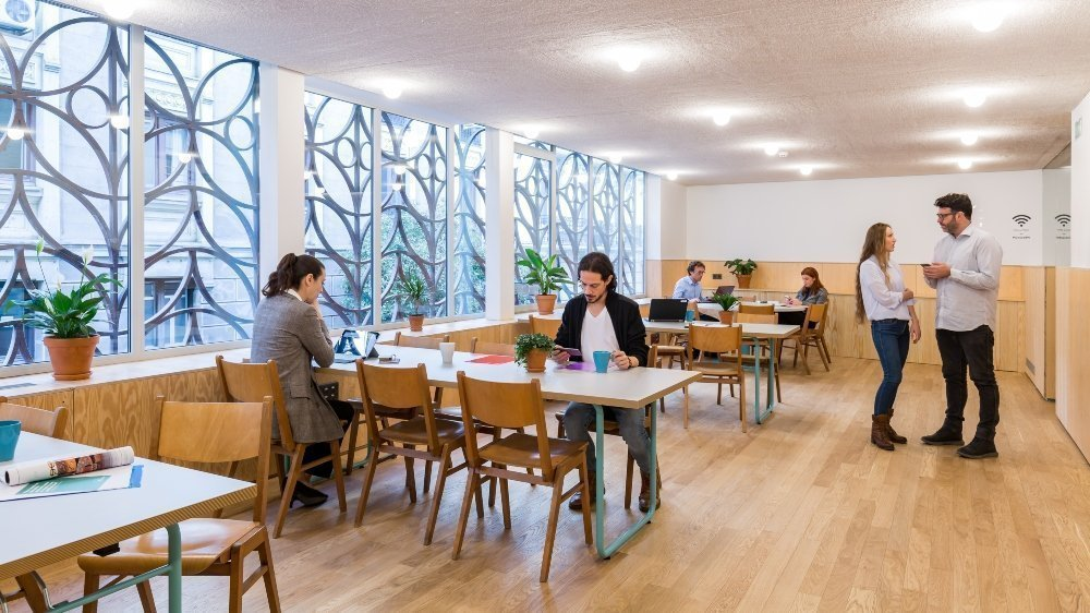 Las 10 tendencias en los espacios de trabajo