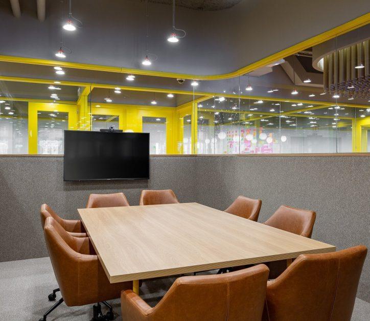 Sala Innovacción 1 - Impact Hub Picasso