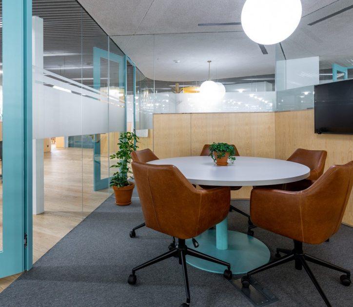 Sala Innovación 1 - Impact Hub Barceló
