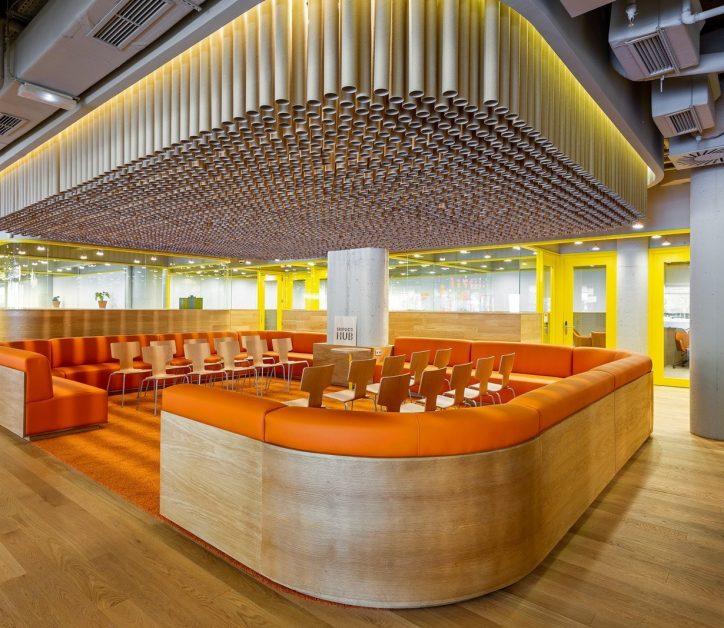 Lobby 1 - Impact Hub Picasso