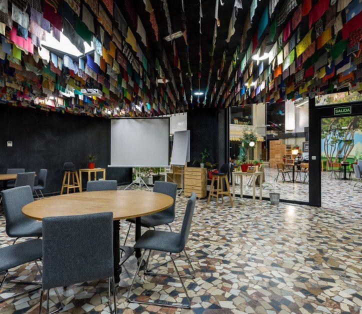 Sala Londres 1 - Impact Hub Alameda