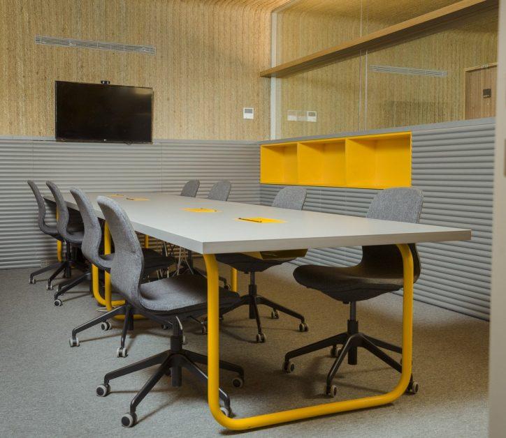 Sala Papel 1 - Impact Hub Piamonte