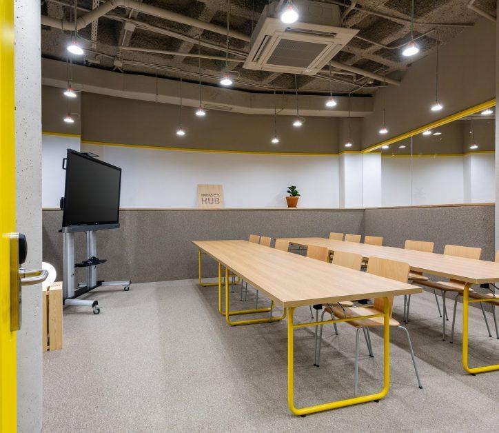 Sala Propósito 1 - Impact Hub Picasso