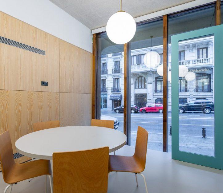 Sala Prototipado 1 - Impact Hub Barceló