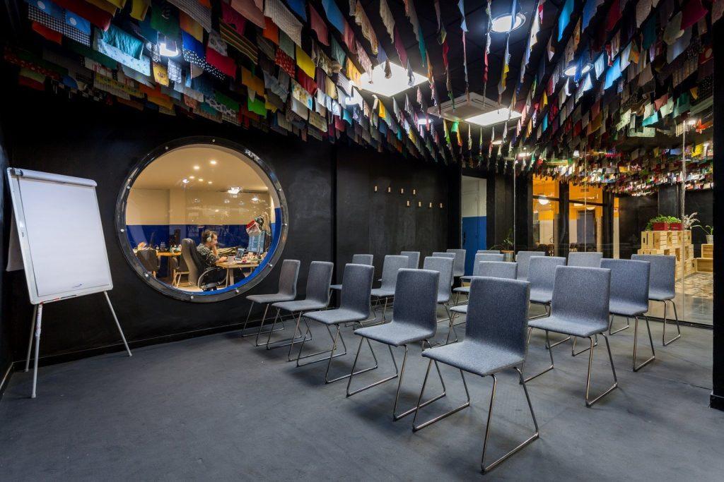 Sala San Francisco 3 - Impact Hub Alameda