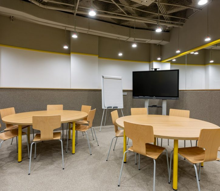 Sala Sostenibilidad 1 - Impact Hub Picasso