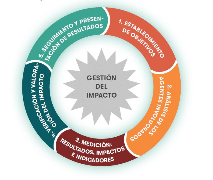 Ciclo gestion del impacto