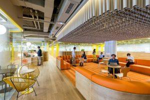 Impact Hub Picasso, coworking y salas de reuniones