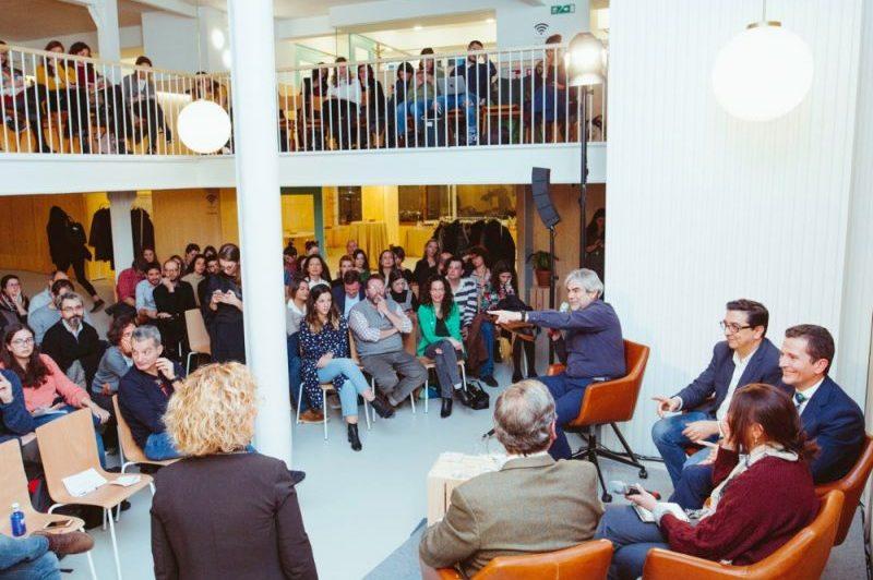 Impact Talks_ inspiración e impacto en Impact Hub Madrid