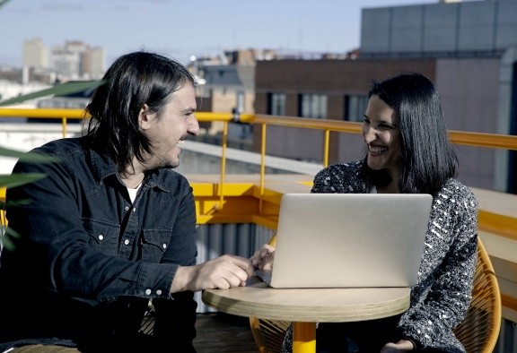 Ven a Impact Hub Prosperidad: emprende en comunidad