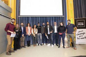 Impact Hub Madrid Premios Impacto ODS ganadores y jurado