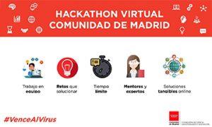 Vence al virus, hackathon contra el coronavirus