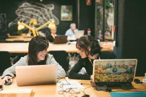 Emprendedoras Factoría Industrias Culturales Impact Hub Madrid