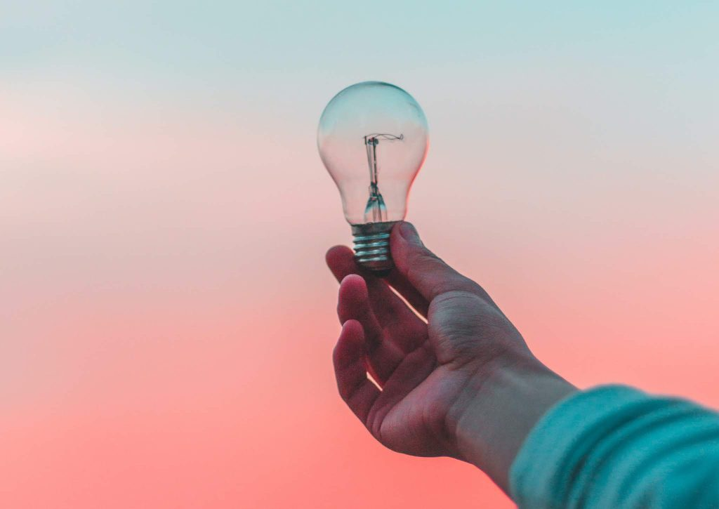Las palabras de innovación que definieron a un mentor de emprendedores y consultor de empresas