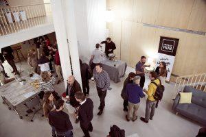 La nueva forma de hacer eventos de Impact Hub Madrid: híbridos, seguros y sostenibles