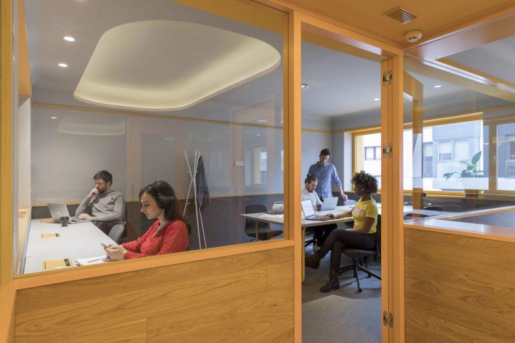Tarifa Smart Work - Impact Hub Madrid