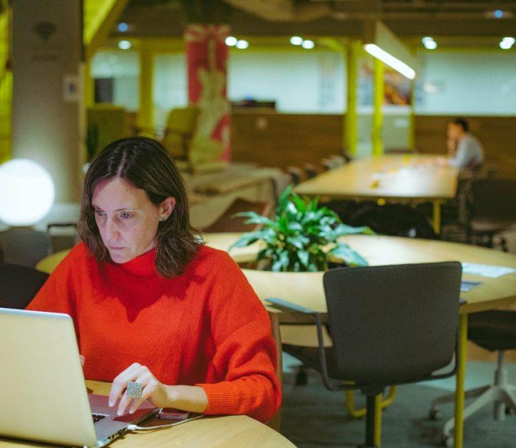 Coworking en Impact Hub Madrid