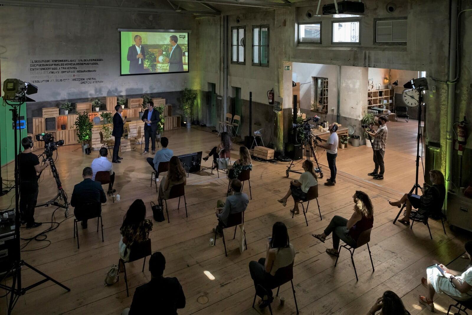 Salas para eventos y reuniones - Empresas
