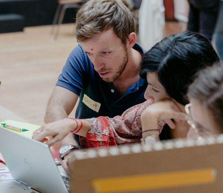 Impulsa el cambio en tu empresa con la acción global de Impact Hub