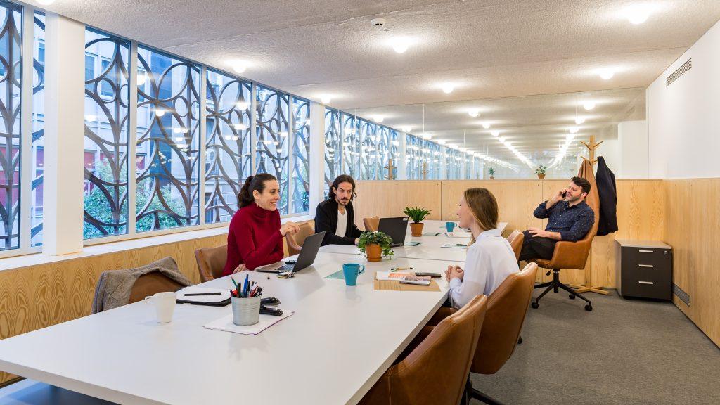 Crecimiento en un espacio de coworking: cómo Impact Hub te ayuda a impulsar tu negocio