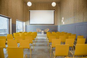 Cómo optimizar las salas de conferencias